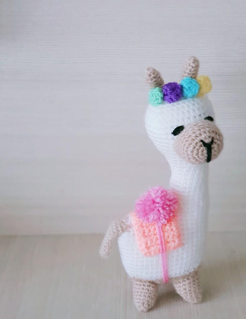 More Llama and Alpaca Crochet Patterns | Amigurumi häkeln ... | 1080x835