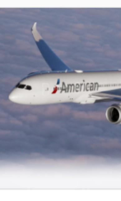 Three American Airlines Vouchers expiring September 2019