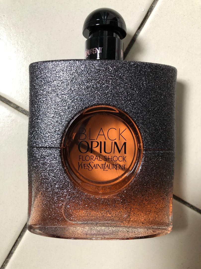 Ysl Black Opium Floral Shock Perfume Health Beauty Perfumes