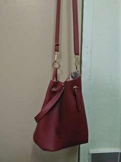 Bucket Bag #CNYRED #CNY888