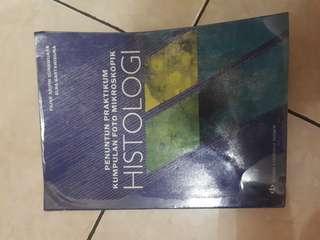 Buku histologi trisakti