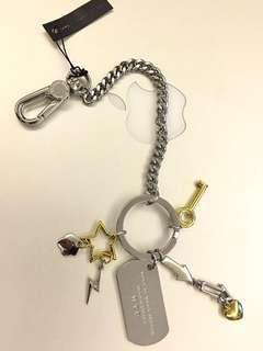 Marc by Marc Jacob Key Chain 鎖匙扣 Agnes B Vivienne Westwood Louis Vuitton