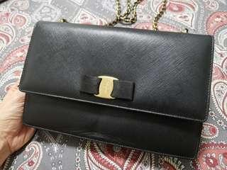 Salvatore Ferragamo Medium Ginny