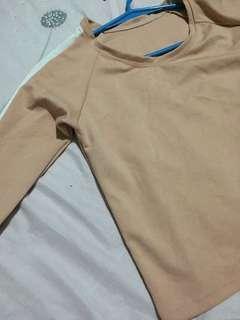 Trackpants + long sleeve top set