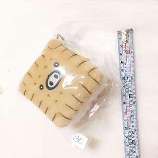 兒童玩具造型小豬餅乾
