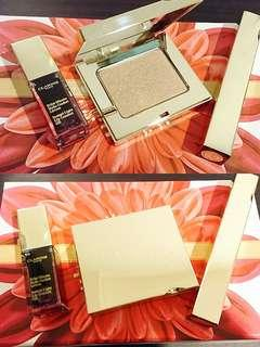 🆕全新包郵!Clarins Highlighter Palett and lip oil gift set 💝