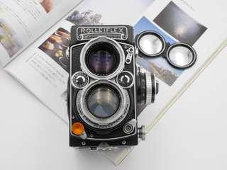 [Like NEW] Rolleiflex 2.8E TLR *Fully Serviced*
