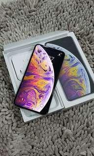 Iphone XS MAX 64gb Silver