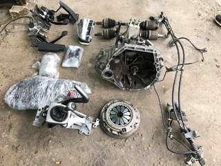 Gear box manual fd 1.8