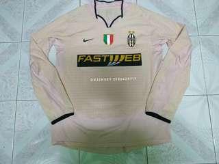Juventus away jersey 2003/04 M long sleeve