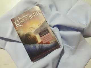 SUNSET (Karen Kingsbury) pre-loved book
