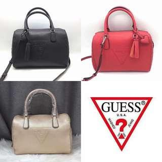 GUESS BOWLING QUILTED