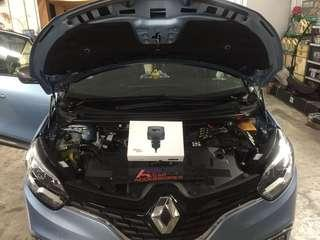 Renault Scenic👉2018 Installed Race Chip GTS Upgrade for Performance Vehicles (Plug N Play)