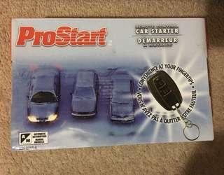 Car starter kit