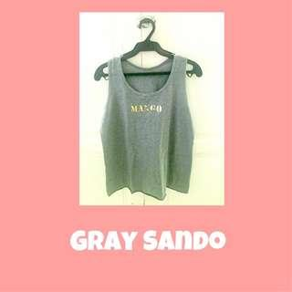 Gray Sando