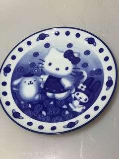 Hello Kitty melody 布甸狗 碟