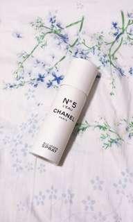 No 5 L'eau Chanel All-Over Spray