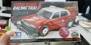 [TAMIYA] Hong Kong Racing Taxi (Special 35th Anniversary Tires)