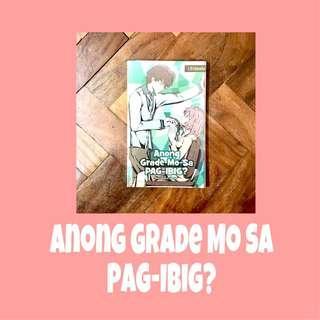 Anong Grade Mo sa Pag-Ibig?
