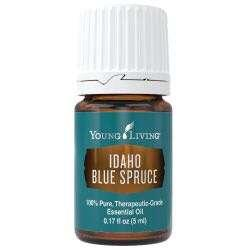 🚚 Young Living Idaho blue spruce Essential Oil 5ml