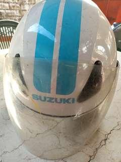 Suzuki original helmet