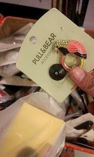 Aksesoris cincin kalung gelang branded sale diskon zara pull n bear stradivarius bershka mango