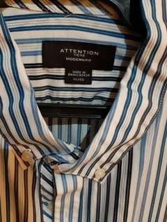 BRAND NEW: ATTENTION Mens Polo