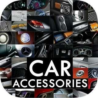 Car part's and accessories