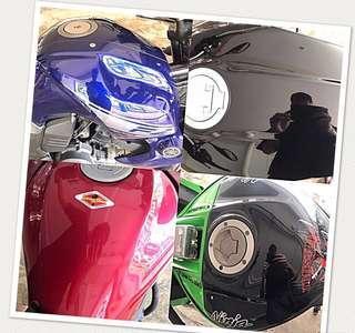 🔥 Mobile Bike Detailing/Ceramic Coating (Premium)