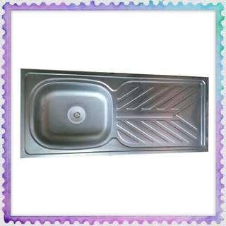 The 1 One T1060C Stainless Steel Kitchen Sink (Used)