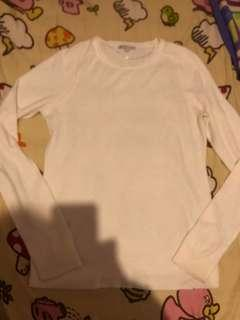 target collection women white knit thin sweater