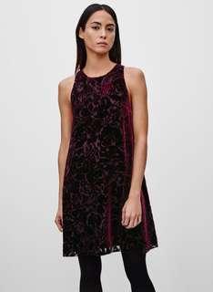 Wilfred Black Trompette Dress