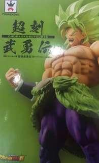 日版 Banpresto Dragon Ball Super 超刻武勇傳 龍珠 超 劇場版 超西 Broly Full Power 布洛尼