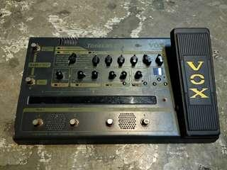Vox ToneLab EX Guitar Multi-Effects Pedal