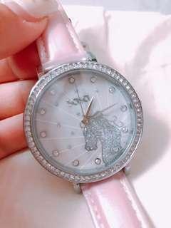 全新閃亮水晶限定版手錶$80