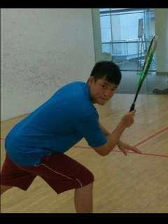 Squash Lessons - Coaching/Sparring Sessions w Coach Marcus