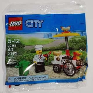 LEGO CITY HOT DOG STAND KIT #30356 BRAND NEW
