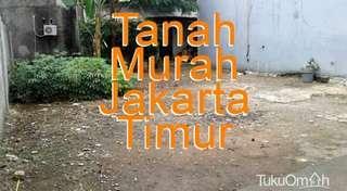 Tanah Murah Pondok Ranggon Jakarta Timur
