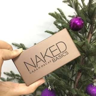 Urban Decay Naked Basics Palette Authentic