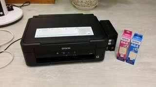 Epson L210 Printer Scan Print Copy
