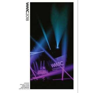 WINNER Private Stage WWIC 2018 Photobook (Limited Edition)