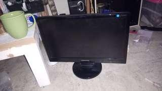 Monitor samsung 19 inch mulus wide screen