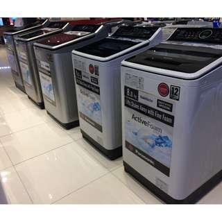 Brand New PANASONIC Top Load Washer