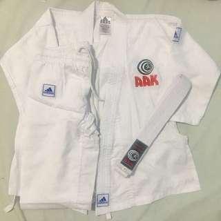 Adidas Taekwondo Uniform XS