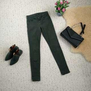 J Brand jeans size 27 in conifer