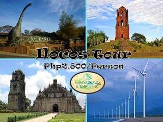 Ilocos tour package 3 days 2 nights