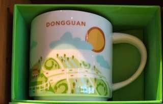 Starbucks You Are Here Dongguan
