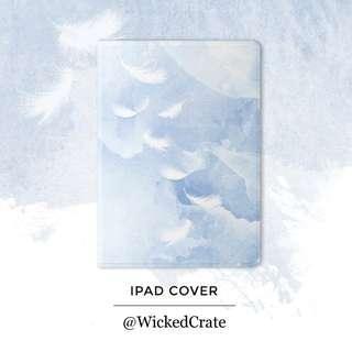 PO: Dream Catcher Blue iPad Cover