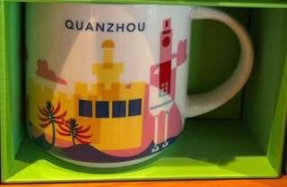 Starbucks You Are Here Quanzhou