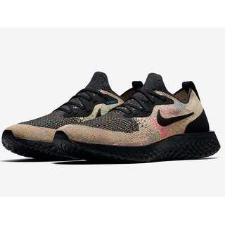 Authentic Nike Epic React Flyknit Multi Colour